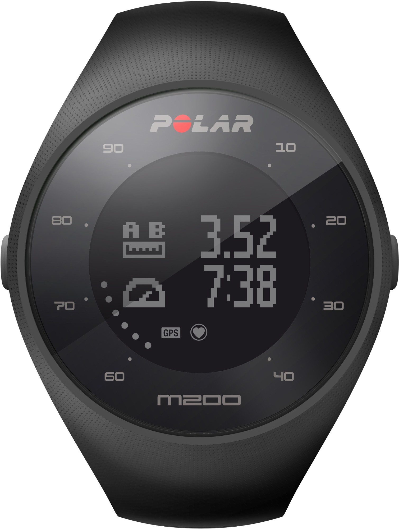 Polar M200 GPS Heart Rate Monitor Watch