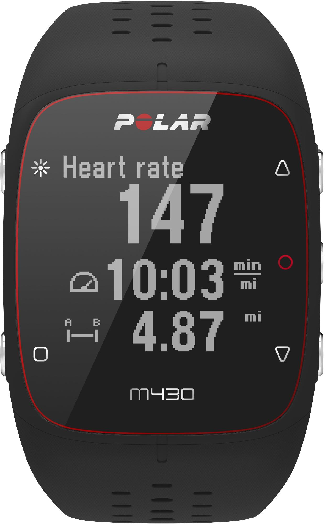 Polar M430 GPS Heart Rate Monitor Watch