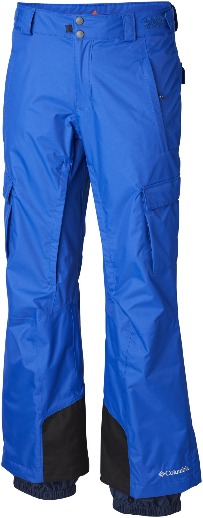 Columbia Ridge 2 Run II Pants - Men's Short