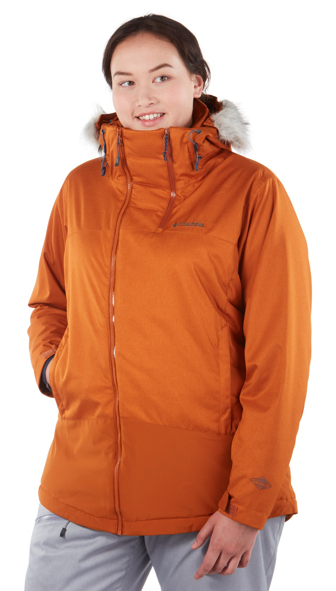 Columbia Emerald Lake Insulated Parka - Women's