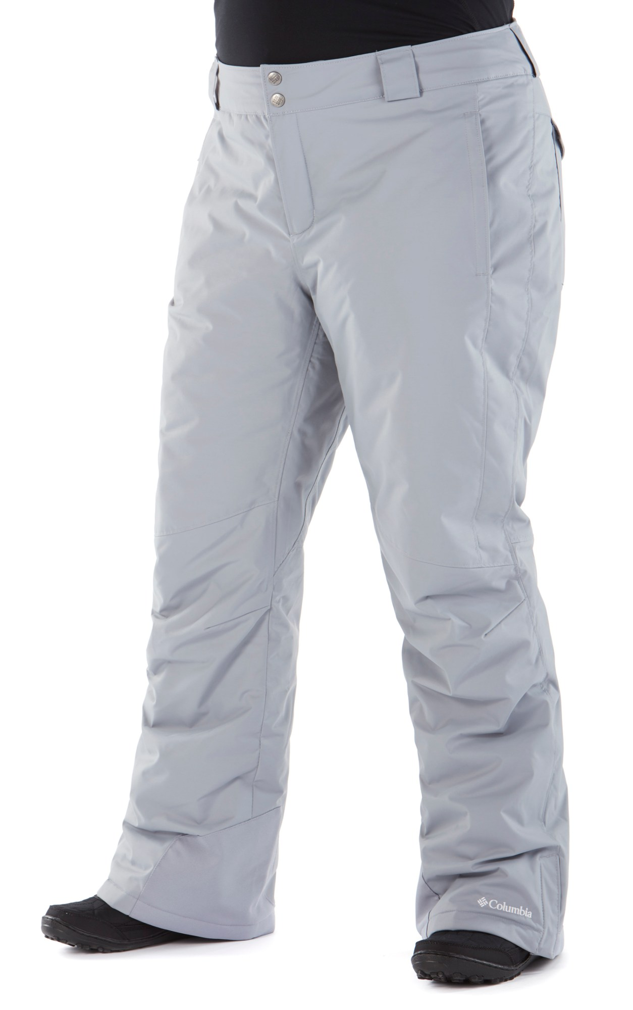 Columbia Bugaboo Omni-Heat Insulated Snow Pants - Women's Plus Sizes
