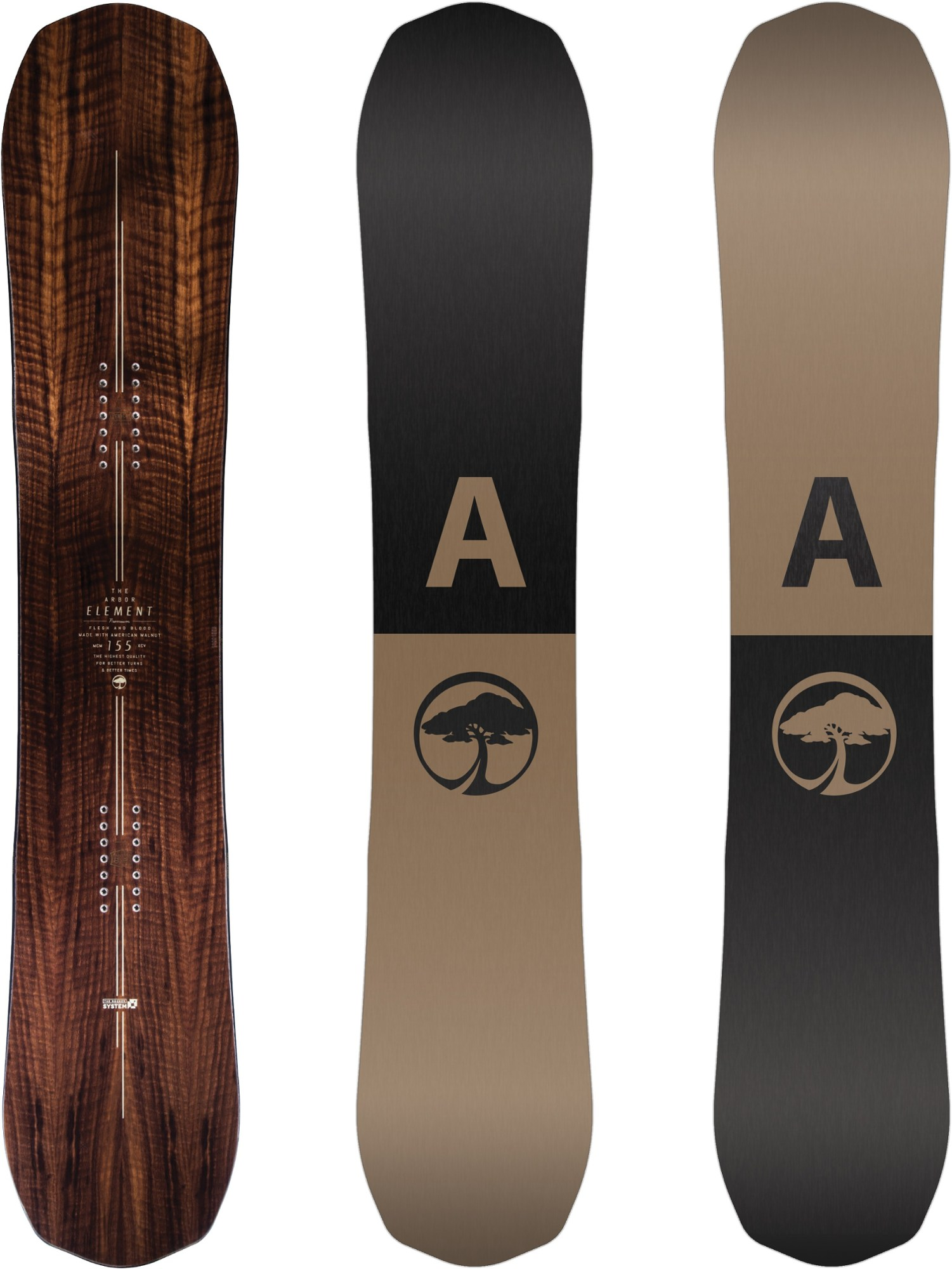 Arbor Element Snowboard - Men's - 2018/2019