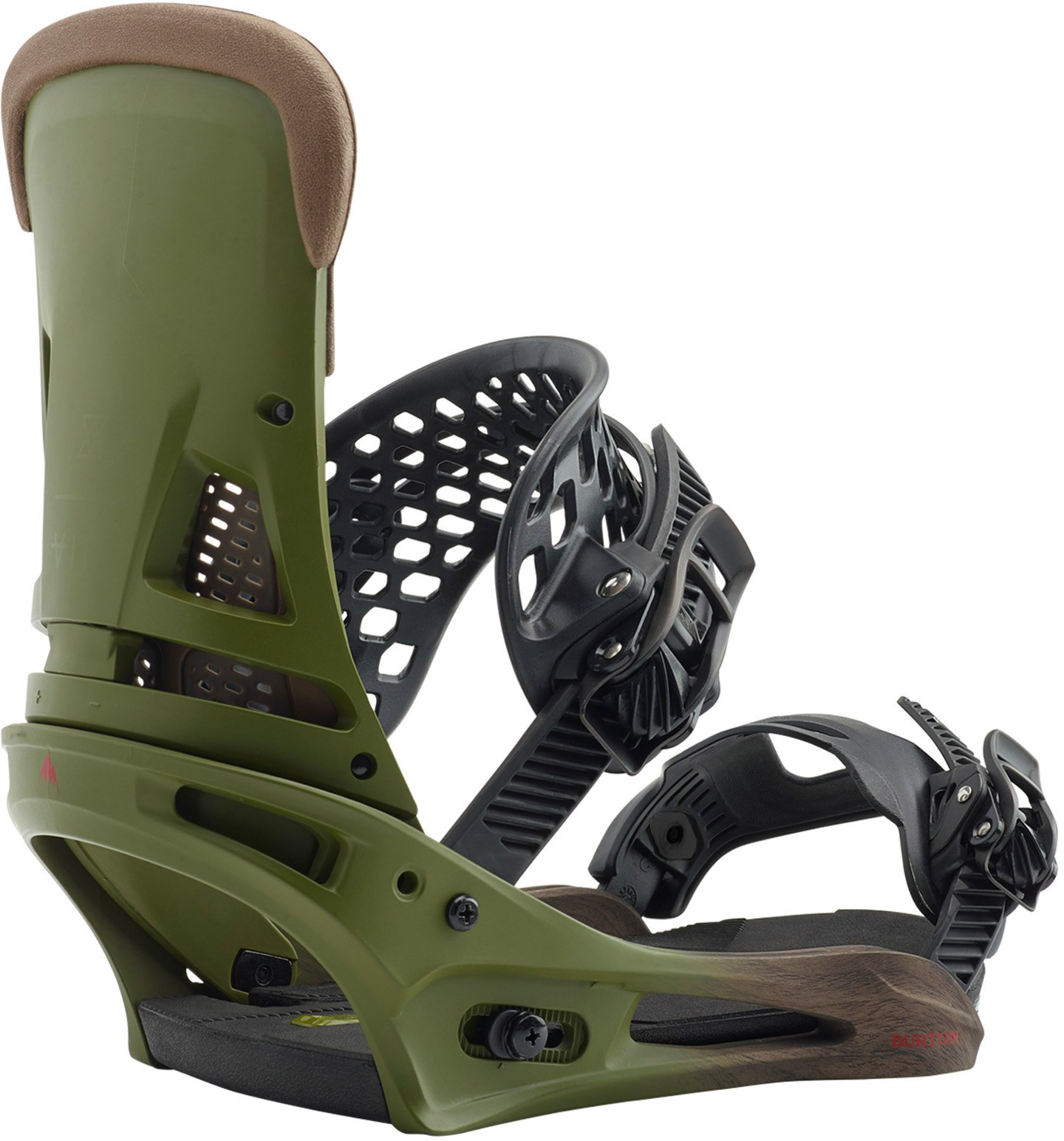 Burton Malavita Snowboard Bindings - Men's - 2018/2019