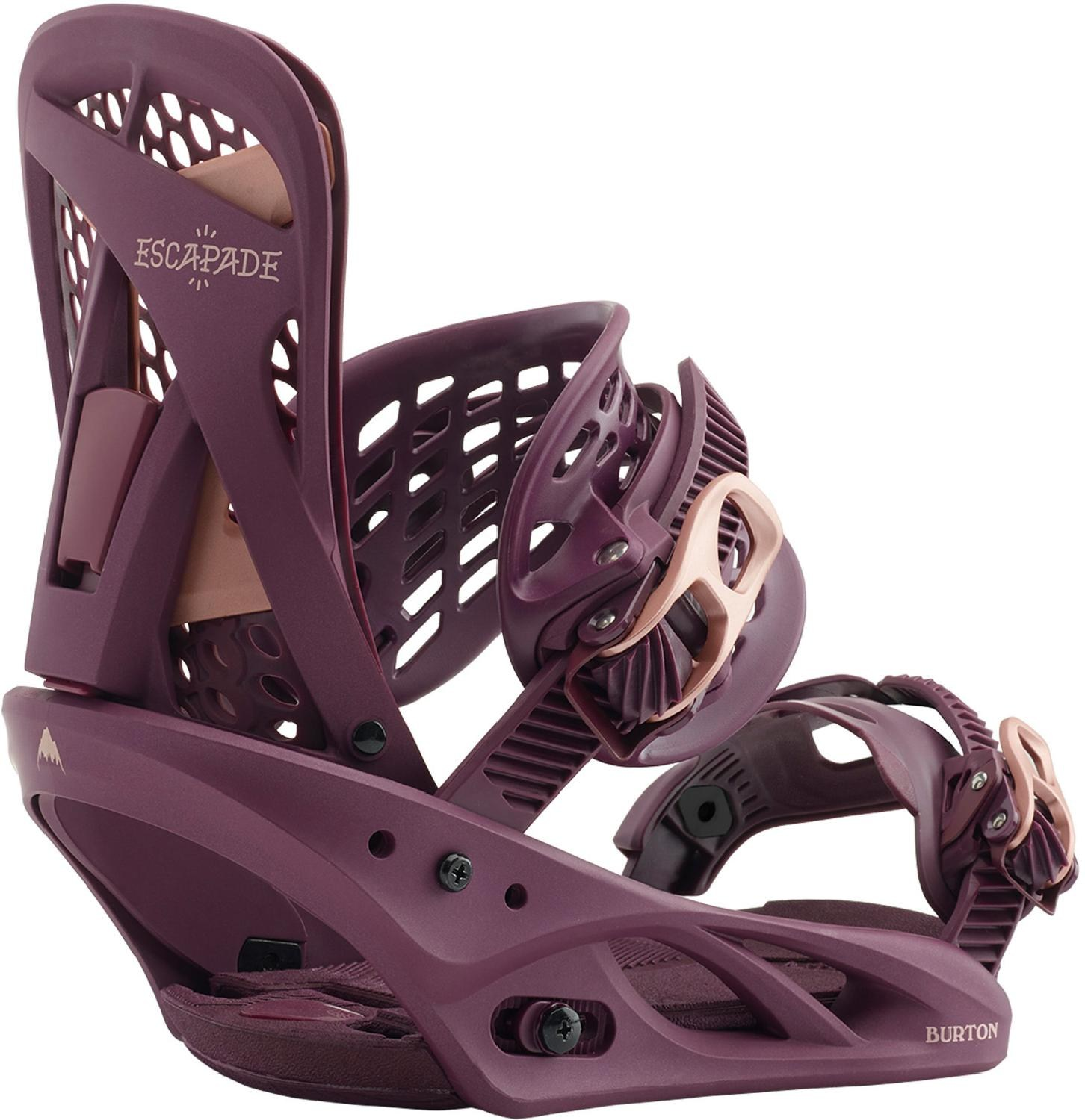 Burton Escapade Snowboard Bindings - Women's - 2018/2019
