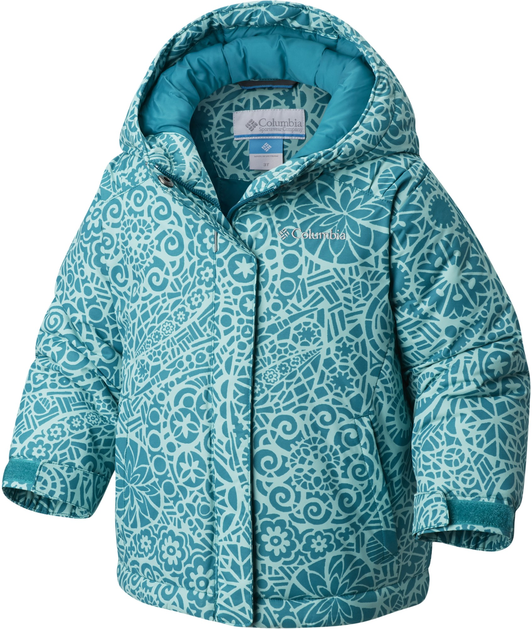 Columbia Horizon Ride Insulated Jacket - Toddlers'