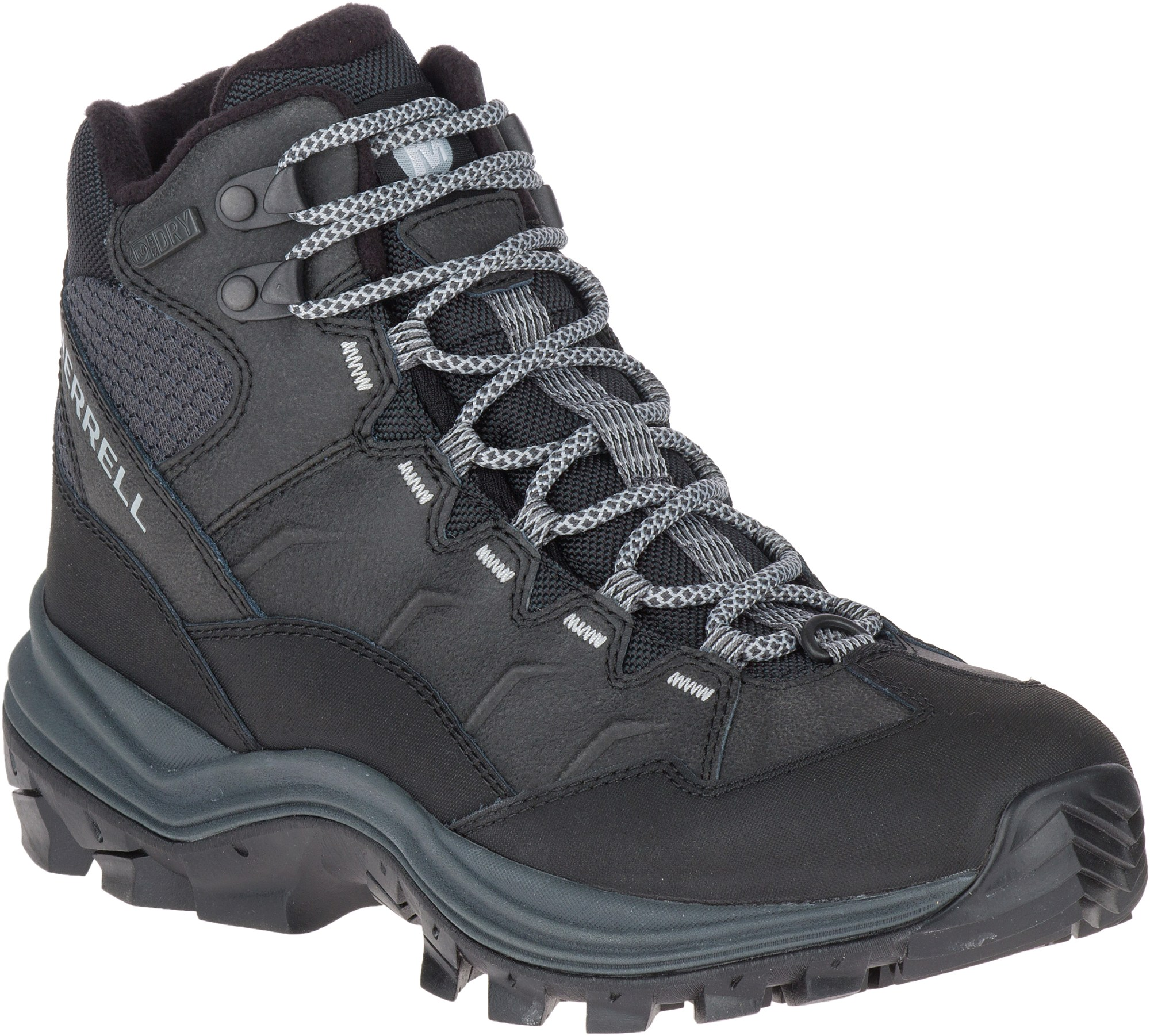 Merrell Thermo Chill Mid Waterproof Winter Hiking Boots - Women's