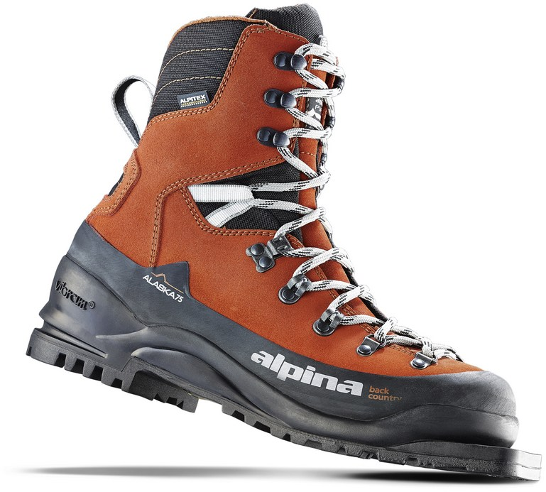 Alpina Alaska 75 Cross-Country Ski Boots