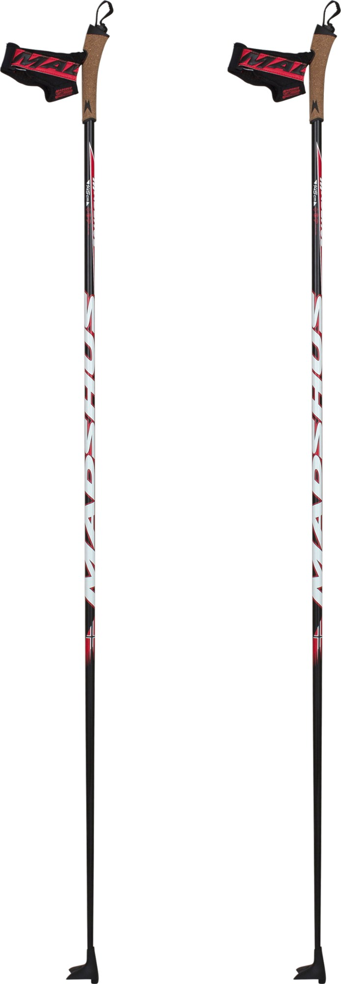 Madshus Carbon Race 70 Cross-Country Ski Poles