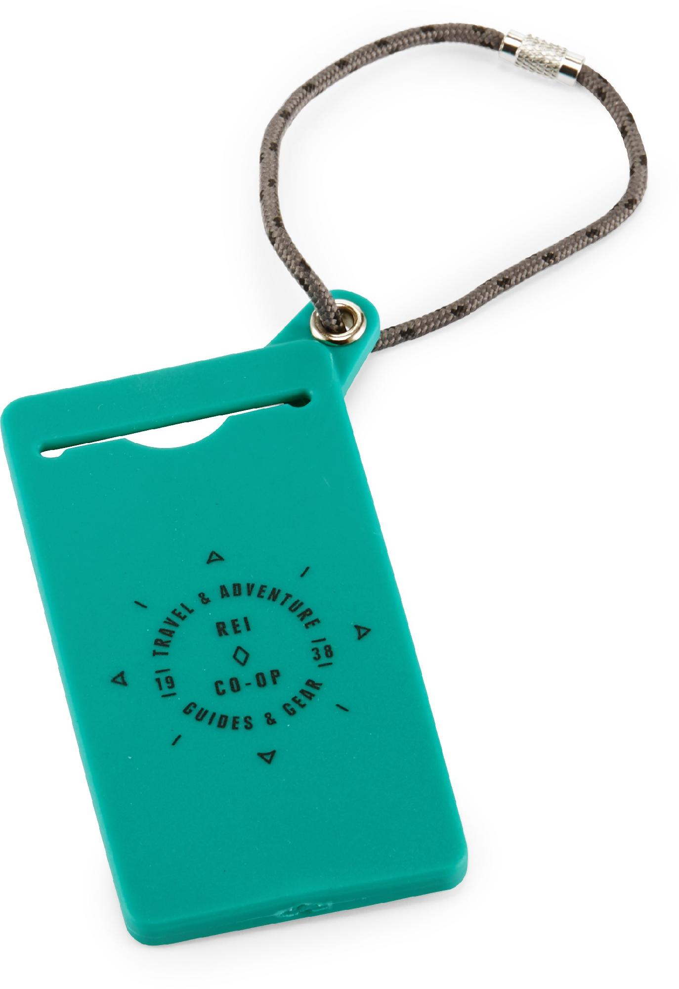 REI Co-op Small Luggage Tag