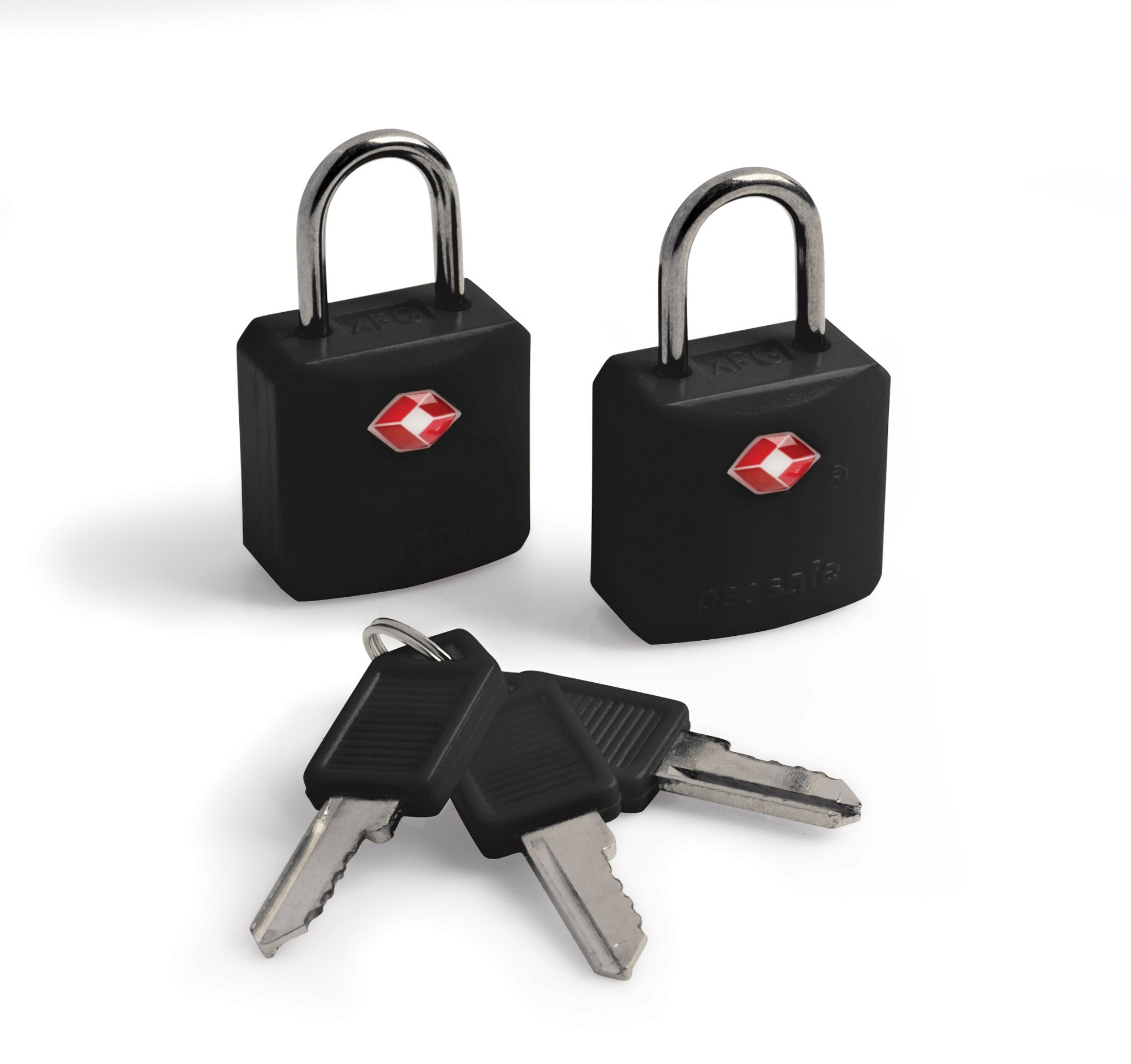 Pacsafe ProSafe 620 TSA Accepted Luggage Locks - Set of 2