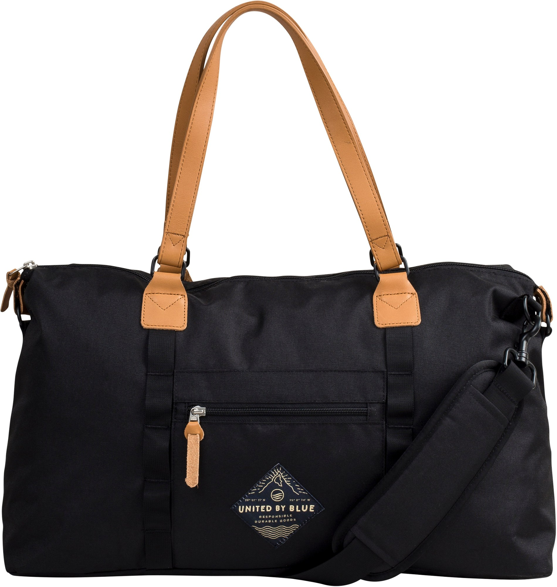 United By Blue Trail Weekender Shoulder Bag