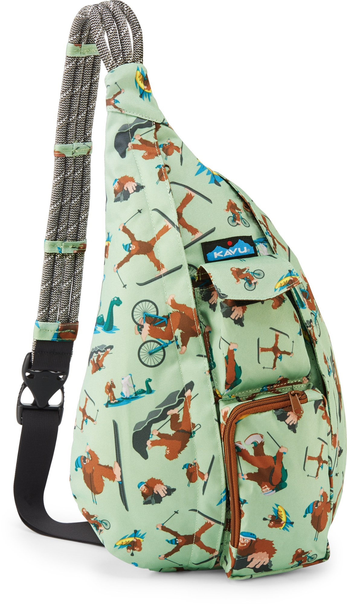 KAVU Rope Sling Bag Special Edition