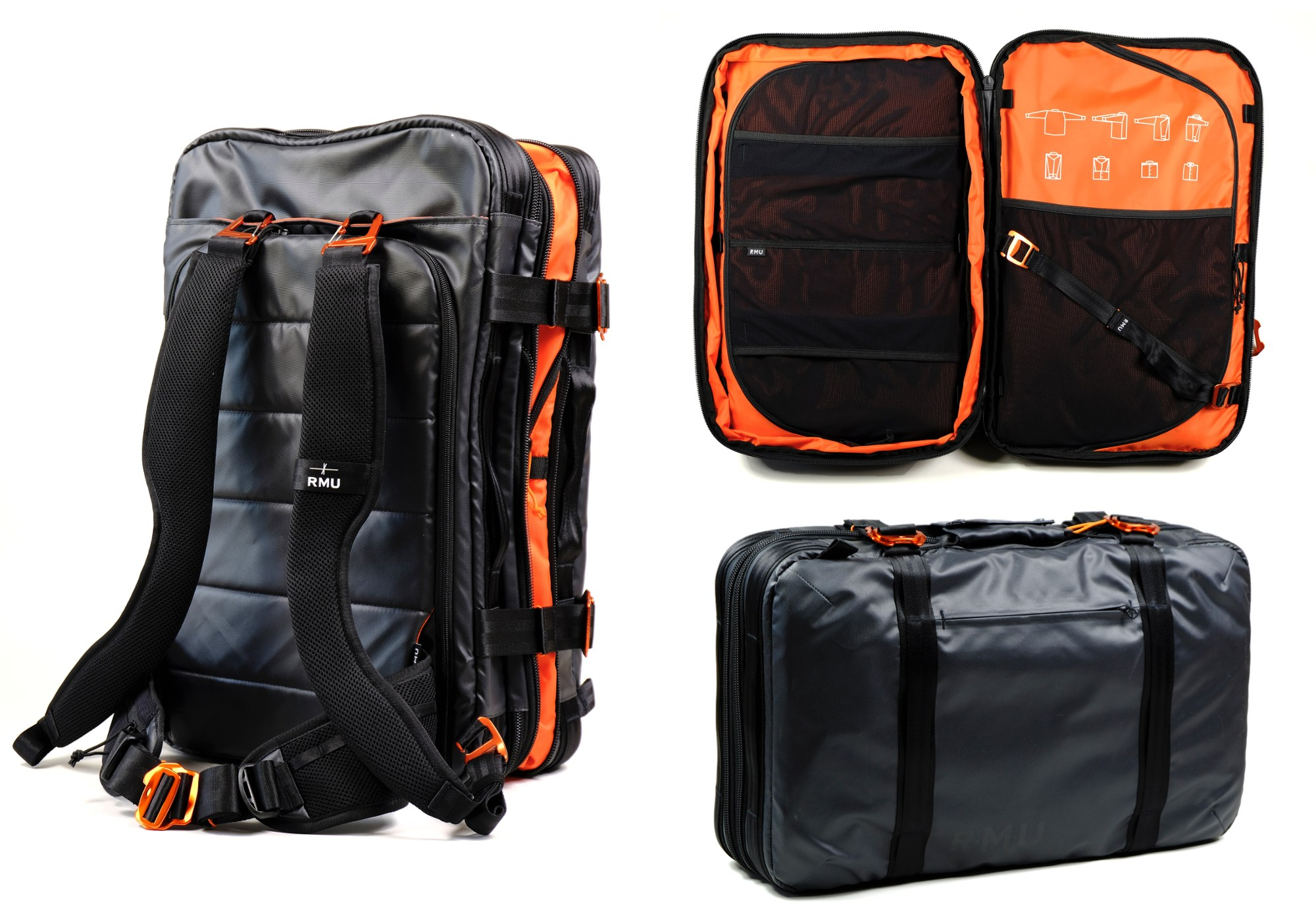 Rocky Mountain Underground Mountain Briefcase