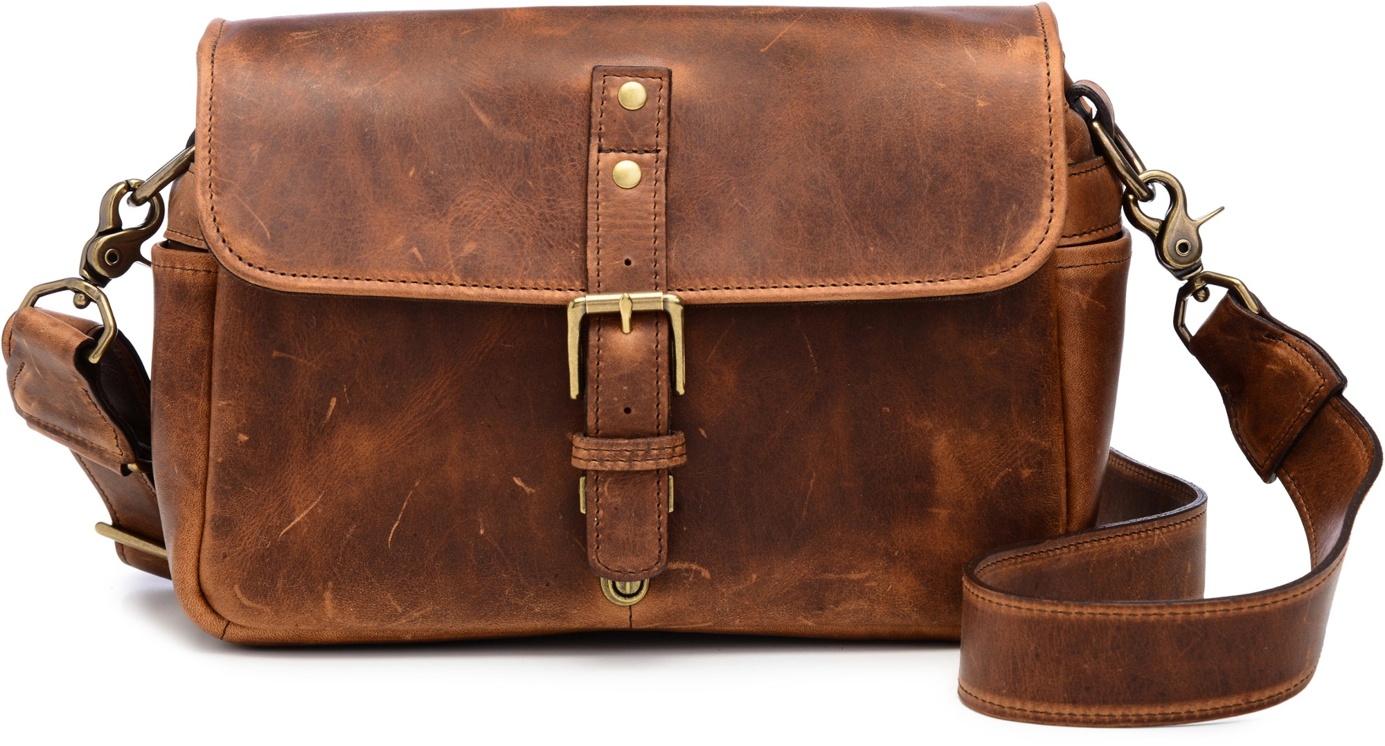 ONA The Bowery Leather Camera Bag and Insert