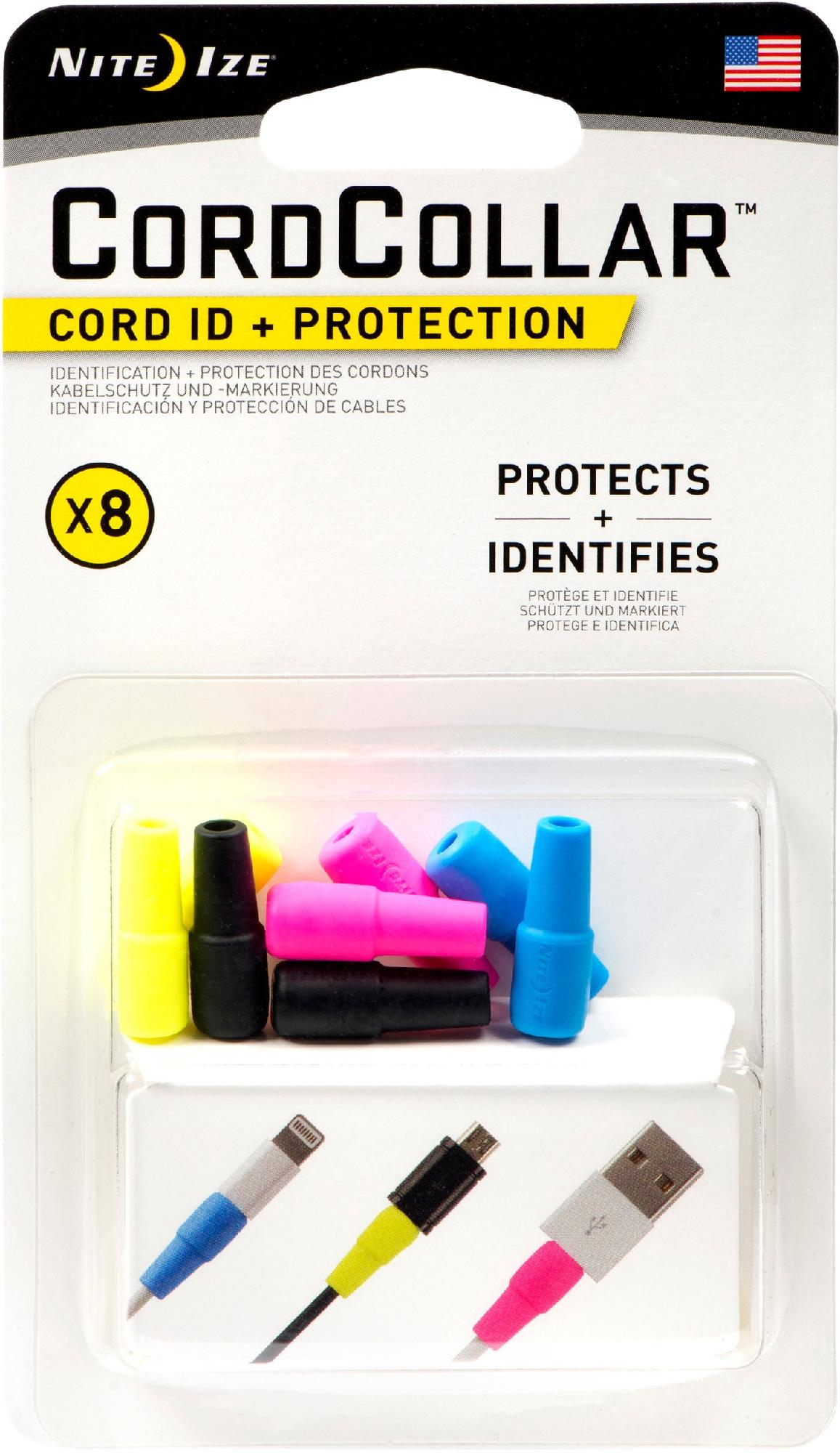 Nite Ize CordCollar Cord ID + Protection