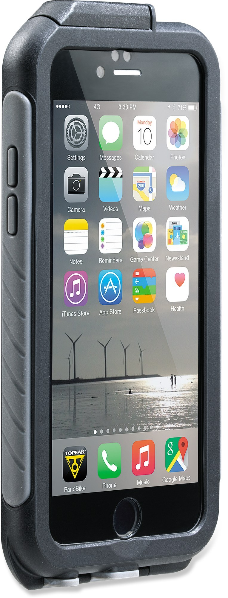 Topeak Weatherproof RideCase With Mount - iPhone 6 Plus/6s Plus
