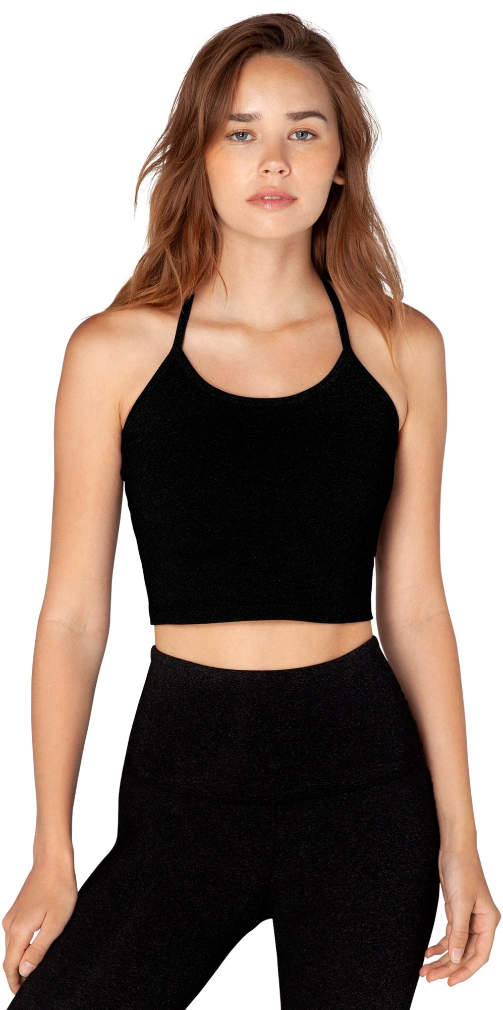 Beyond Yoga Slim Racerback Cropped Tank Top - Women's