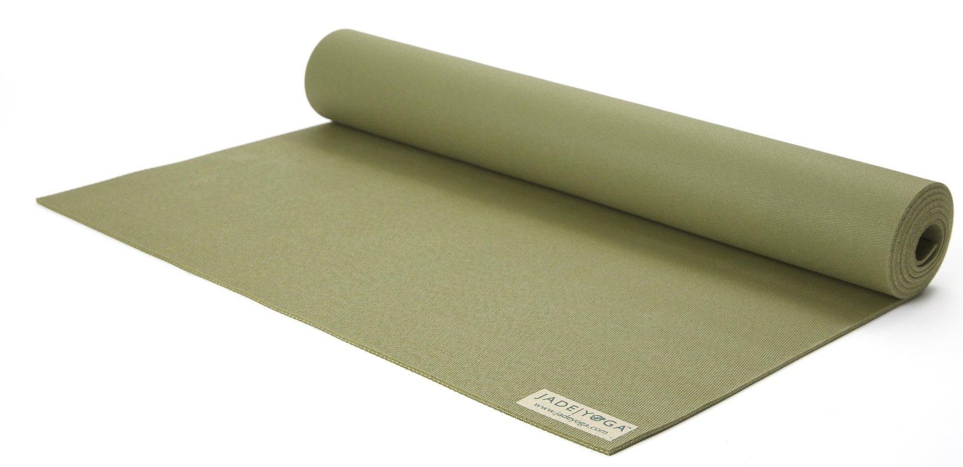 Jade Travel Yoga Mat - Olive