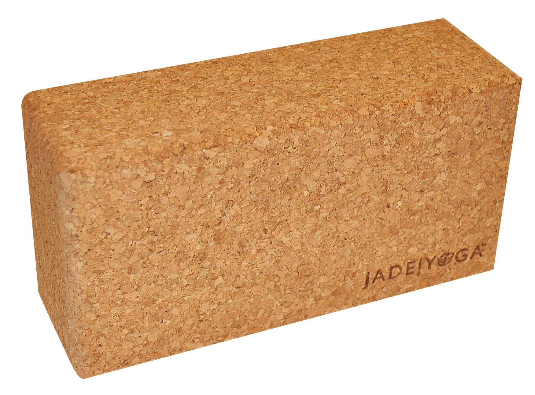 Jade Cork Yoga Block