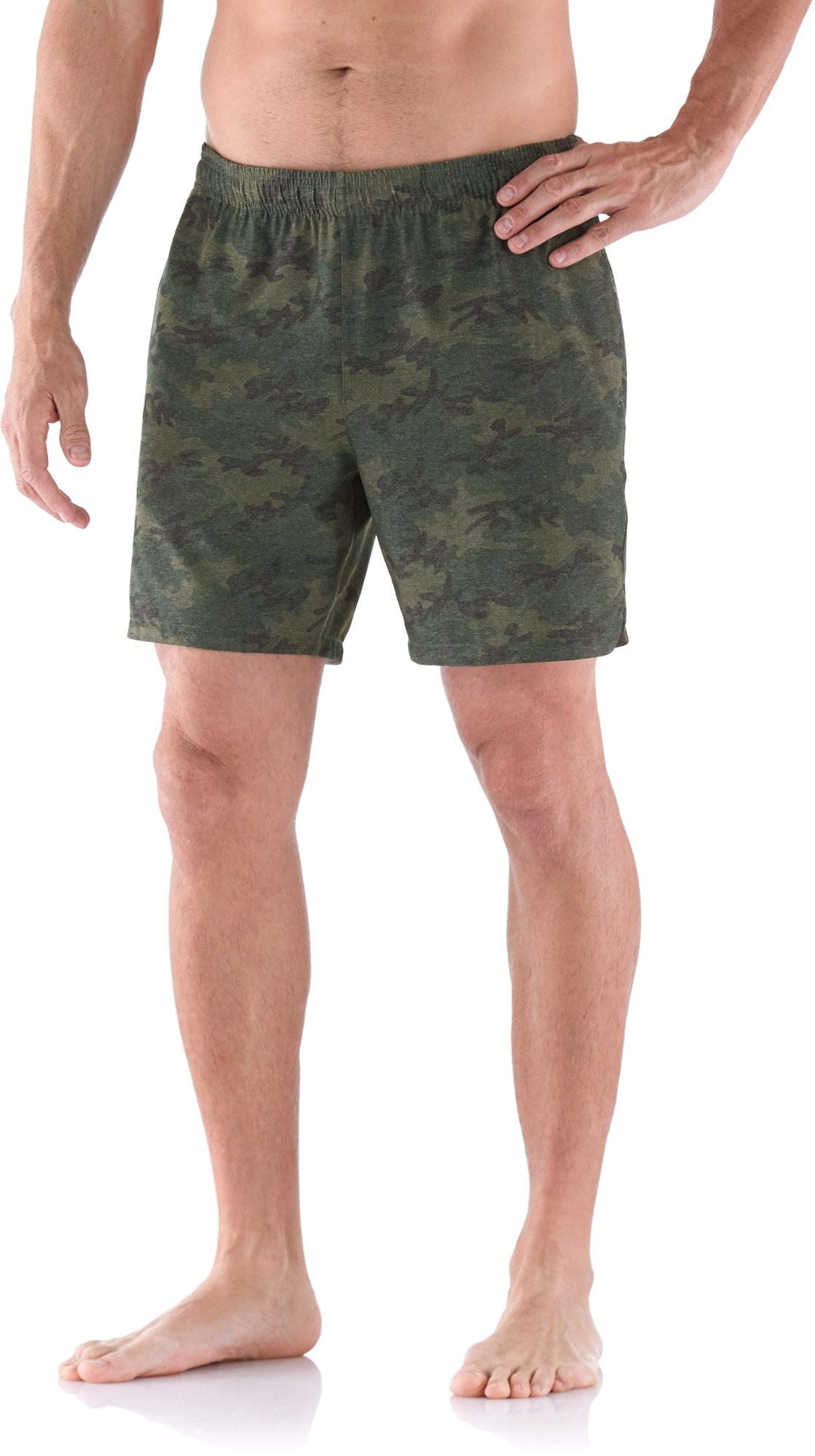 RHONE Guru Shorts - Men's 7